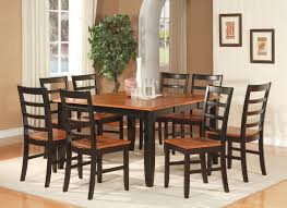 dining chairs wondrous cherry wood dining set full size of
