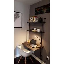 Leaning Ladder Desk by Statuette Of Creative Modern Ladder Desk Design For Small Room