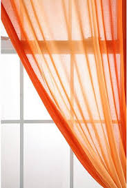 Sheer Curtains Orange Outfitters Calls This Ombre Sunset Curtain It S No Longer