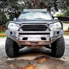 lexus gx470 front bumper gx470 full steel plate winch bumper v2 1 u2013 southern style offroad