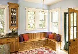 Corner Window Bench Seat Window Seat Bench With Drawers Storage And Beadboard Wood Panels