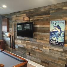 Barn Wood Wall Ideas by Do This All Behind The Tv Corner Den Ideas Pinterest Pallet