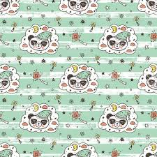 cute pics for background cute sleeping baby panda vector seamless pattern endless