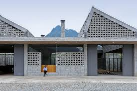 Architect In Chinese Trace Architecture Office Constructs Raft Factory In China