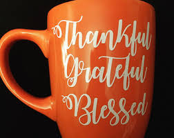 thanksgiving mug thanksgiving mug etsy