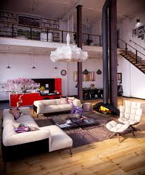 apartments fascinating industrial inspired apartment
