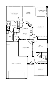 Del Webb Floor Plans by Sun City Mesquite By Del Webb