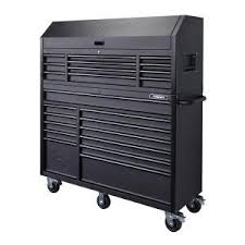 husky 5 drawer side cabinet husky 56 in 23 drawer tool chest and rolling cabinet set textured