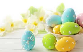 pastel easter eggs wallpaper flowers eggs flowers delicate easter pastel eggs
