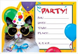 birthday invitation template birthday invitation templates cool birthday invitations