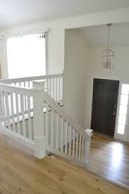 Best 25 White Wood Laminate Flooring Ideas On Pinterest Best 25 Painted Stair Railings Ideas On Pinterest Railings