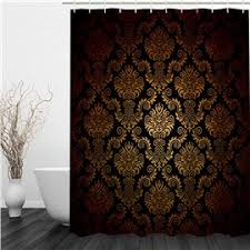 Purple And Brown Shower Curtain 3d Shower Curtain U0026 Beautiful 3d Print Shower Curtains Beddinginn Com
