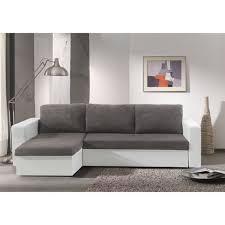cdiscount canapé lit canapé angle convertible echo comparer avec touslesprix com