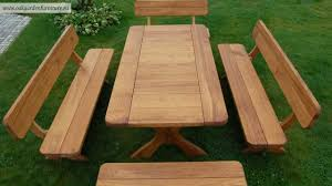 Garden Furniture Sets The Process Of Adorning Your Garden With Wooden Garden Furniture