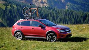 subaru camping trailer road and trail tested 2015 subaru xv crosstrek 2 0i limited