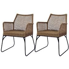 chaises tress es chaise goa beige lot de 2 commandez nos chaises goa beiges lot