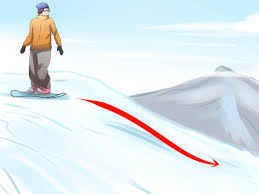 how to snowboard straight without catching an edge 8 steps