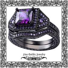Gothic Wedding Rings by The 25 Best Gothic Wedding Rings Ideas On Pinterest Black