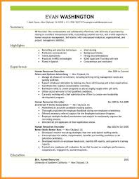 Example Of Recruiter Resume by Fancy Self Employed Resume 13 Executive Recruiter Resume Template