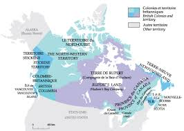 canada states map canadian geographic historical maps