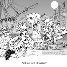 boston tea party cartoons and comics funny pictures from