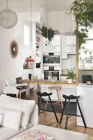 bar dans une cuisine comment aménager un bar dans un salon cuisine apartment ideas