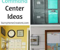center ideas 21 brilliant family command center ideas to keep you organized