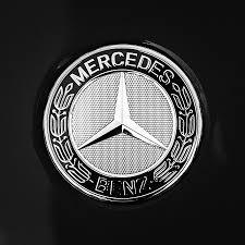 mercedes car emblem mercedes 6 3 gullwing emblem photograph by reger