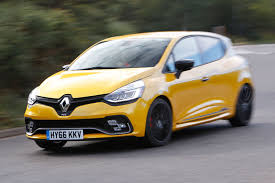 renault hatchback 2016 renault clio rs 220 trophy uk review review autocar