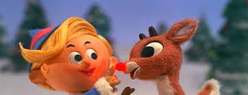 meaning rudolph red nosed reindeer erik august johnson