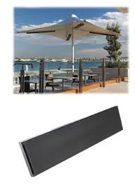 Outdoor Electric Heaters For Patios Heatstrip Outdoor And Patio Heaters