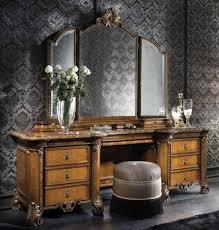 impressive antique bathroom vanity mirrors over solid wood