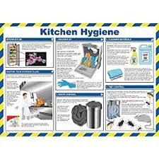 nettoyage cuisine collective affiche hygiène en cuisine température idéale pour réfrigérateur