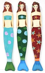 wooden mermaid wall 601 best mermaids images on mermaids fabric dolls and