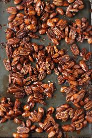 christmas nuts gingerbread glazed roasted nuts diary of an exsloth
