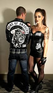 womens nerd halloween costumes sons of anarchy halloween costume fashion pinterest