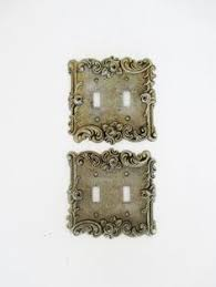 Shabby Chic Light Switch Covers by Switch Plate Outlet Cover Rocker Toggle Light Wall Plate Oil