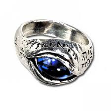 Angels Home Decor by Angels Eye Pewter Gothic Ring Gothic Jewelry Eye Jewelry