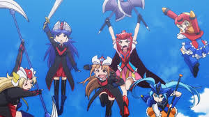 robot girls z hall of anime fame robot girls z plus ep 5 and ep 6 final review