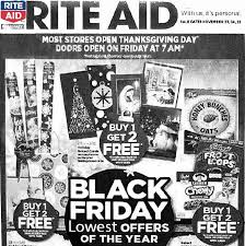 rite aid black friday ad 2017 rite aid deals hours moreliving