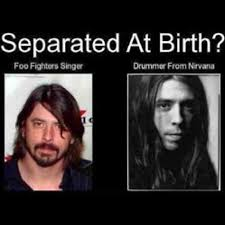 Foo Fighters Meme - image result for nirvana and foo fighter drawings nice one