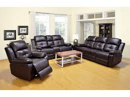 Recliner Living Room Set Casey Brown Power Reclining Living Room Set With Chair