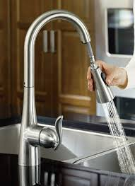 moen kitchen faucets moen reflex pullout pulldown faucet innovation