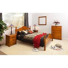 Timber Bedroom Furniture Sydney Provincial Four 4 Pcs Queen Bedroom Suite Wooden Furniture