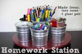 kids homework station diy homework station for kids the r house hope humor open