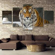 Canvas Without Frame Canvas Wall Decor Hd Canvas Printed Modern Paint Wall Decals 3d
