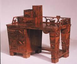 Esszimmer St Le Von Voglauer Writing Desk Designed By Dagobert Peche 111 3 Diseño