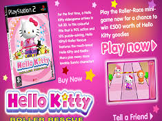kitty roller rescue kitty games