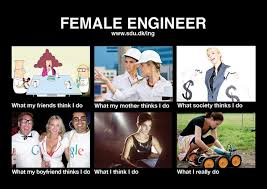 Engineers Memes - bahaha the same goes for female engineering students except for