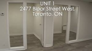 toronto office spaces for rent near high park 2477 bloor